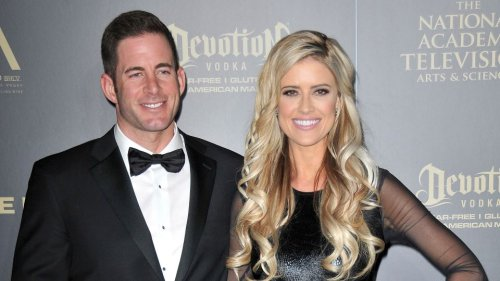Christina & Tarek's Friendship Is 'Stronger Than Ever' Following Her Split From Ant Anstead