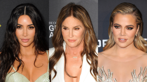 Kim & Khloé Kardashian Just Revealed Whether They Still Have 'Beef' with Caitlyn Jenner