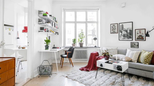 I Live In The Tiniest New York City Apartment Ever—Here Are 11 Space-Saving Hacks I've Mastered