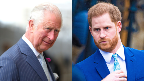Here's How Prince Charles Reacted to Prince Harry Saying He Caused Him 'Pain & Suffering'