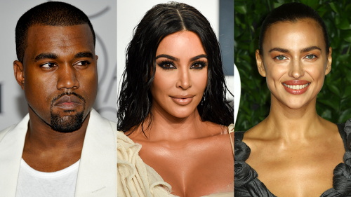 Here's What Kim Really Thinks of Kanye Moving 'On' With Irina Shayk So Soon After Their Divorce