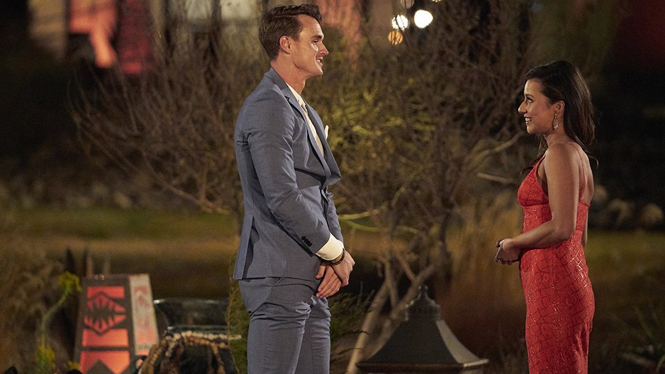 How Tall Is Katie Thurston? There's a Reason Her 'Bachelorette' Contestants Look So Much Taller