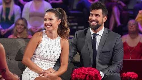 Bachelorette Katie Just Responded to Rumors She Broke Up With Blake 2 Months After the Finale