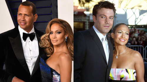 Here's a Look at All of Jennifer Lopez's Engagement Rings, From A-Rod to Ben Affleck