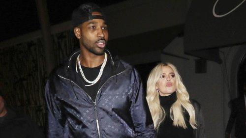 Tristan Thompson Just Told Khloé Kardashian 'I Love You' Amid His Cheating Scandal
