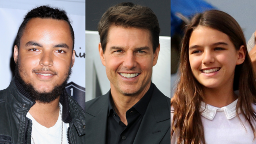 Here's Whether Tom Cruise Sees His 3 Kids Amid Rumors Scientology Keeps Him Away From Suri