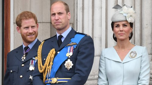 Kate Middleton Is Planning to Keep Prince William & Harry From Feuding at Philip's Funeral