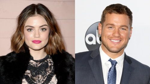 Lucy Hale Just Reacted to Colton Underwood Coming Out as Gay Months After Their Rumored Romance