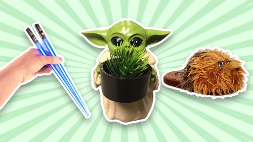 The Best 'Star Wars' Gifts For Fans Who Always Have the Force With Them