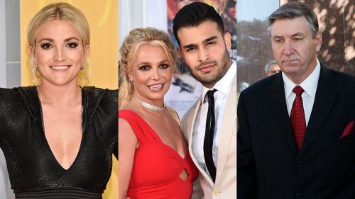 Here's Whether Britney Plans to Invite Her Family to Her Wedding After Wanting to 'Sue' Them