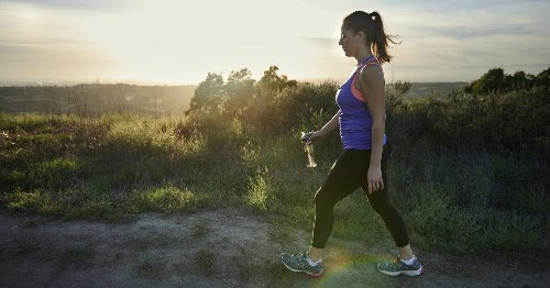 Is a daily walk really enough to get you fit?