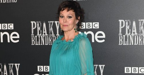 "Tributes are pouring in for the ""honest and courageous"" Helen McCrory"