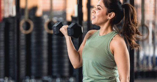 Pyramid sets are the technique that could end your fitness plateau