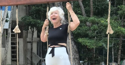 A 74-year-old fitness influencer shares her most important life lessons