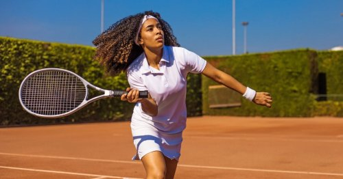 Why tennis is one of the best full-body workouts you could do