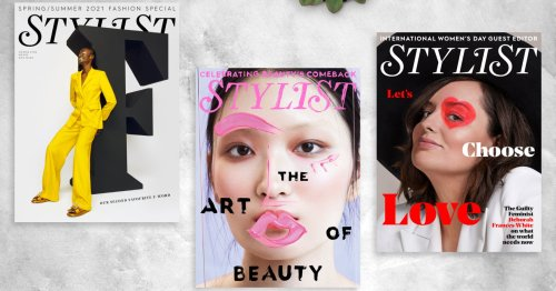Celebrating beauty's comeback: read Stylist's special beauty issue now