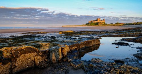 This idyllic town has been voted the number one seaside spot in the UK