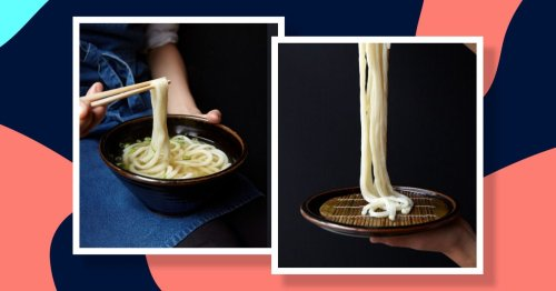 How to make perfect Japanese udon noodles, according to Koya's head chef