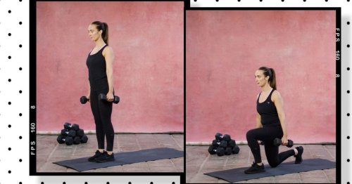Move of the week: reverse lunge – the exercise every runner needs to do