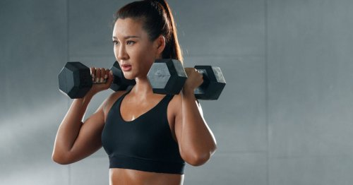 Start lifting heavier weights with these tips