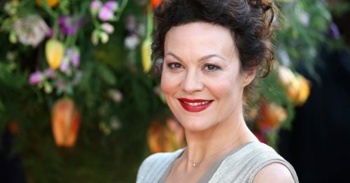 Sixty Second Therapist: Helen McCrory