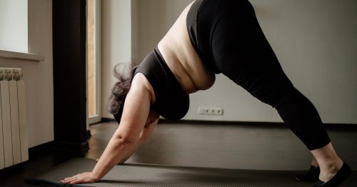 7 yoga poses for soothing PCOS symptoms
