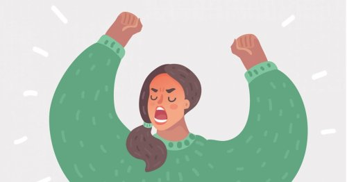 Why we all need a cathartic release right now (and 5 ways to do it)