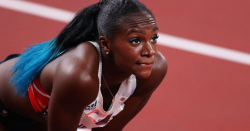 Dina Asher Smith's great comeback proves resilience is the theme of Tokyo 2020