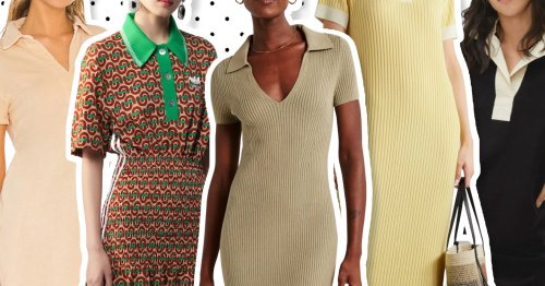 11 polo shirt dresses to up your summer style game