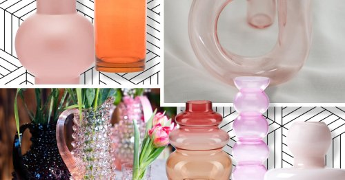 7 pink vases that will add a touch of prettiness to your home