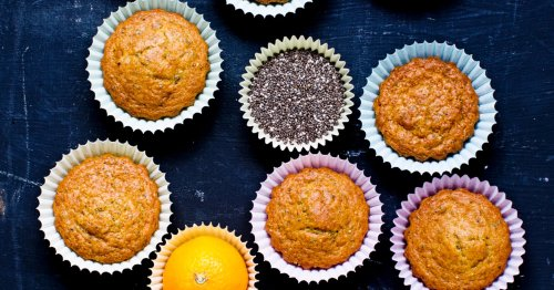 Get your daily dose of vitamin C with this mandarin muffins recipe
