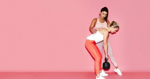 These are the 5 best kettlebell exercises if you want to get your entire body burning