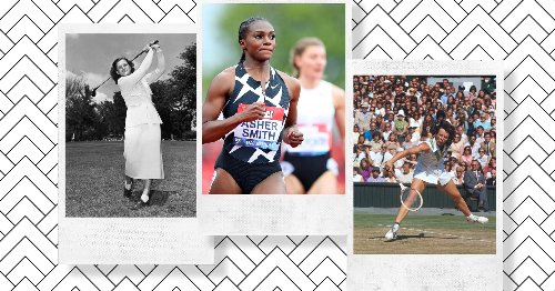 16 of the greatest female athletes of all time to inspire you