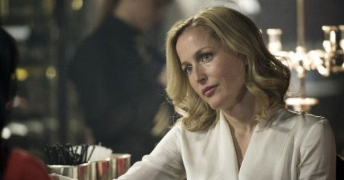 Gillian Anderson just dropped some exciting news for fans of The Fall
