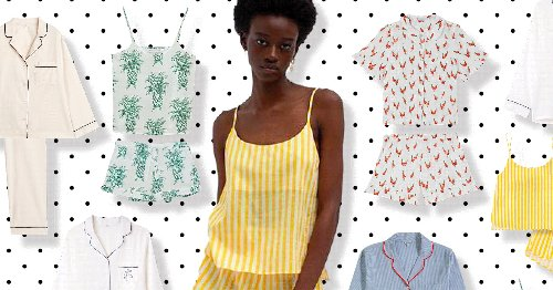 The best summery sleepwear sets to keep you cool