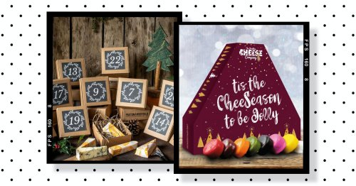 The best cheese advent calendars for a fromage-filled Christmas countdown