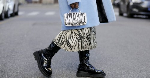 Mark our words, this comfort-first boot trend is about to be everywhere