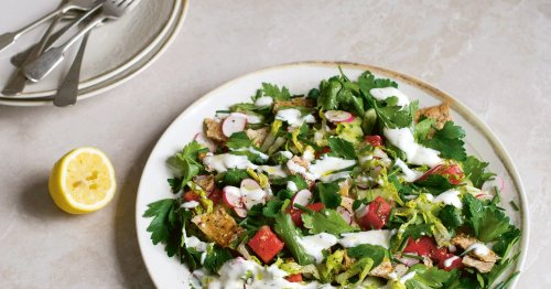 3 salad recipes that will make you see herbs in a whole new light