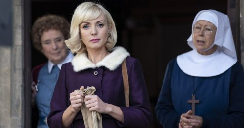 Call The Midwife's Helen George on why season 10 is a tribute to the NHS