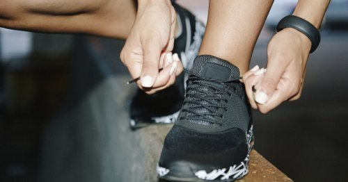 The 2-minute running hack to avoid blisters and black nails