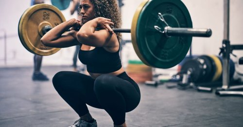 Why you need to push your knees out when you squat