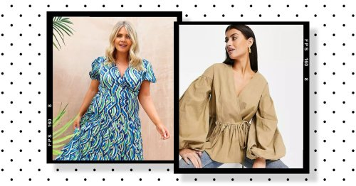 Wrap tops are back – and there's a style to suit everyone