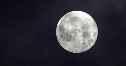 You're not imagining it: the moon really can affect your sleep