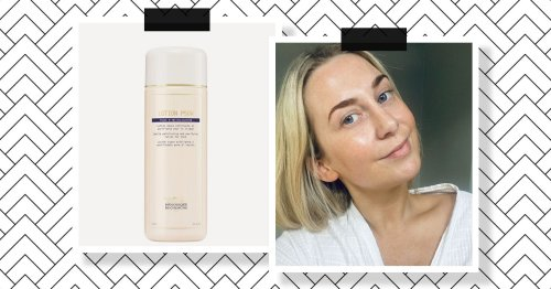 I tried the cult French skincare brand loved by skin experts