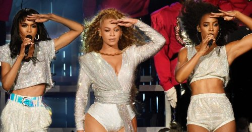 Kelly Rowland was 'pitted against' Beyoncé in Destiny's Child
