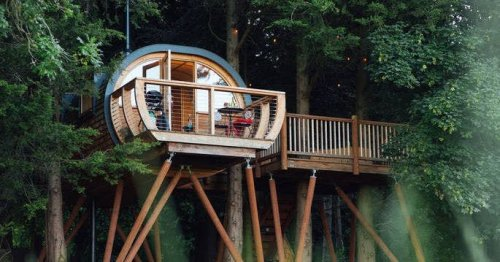 From windmills to treehouses, these are the most wonderfully unusual UK staycation spots