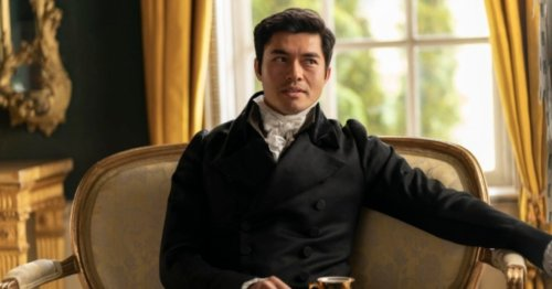 Jane Austen fans, here's your first look at Netflix's Persuasion