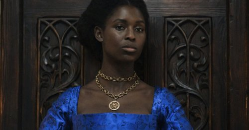 Prepare to lose your heads over the trailer for Jodie Turner-Smith's new Anne Boleyn series