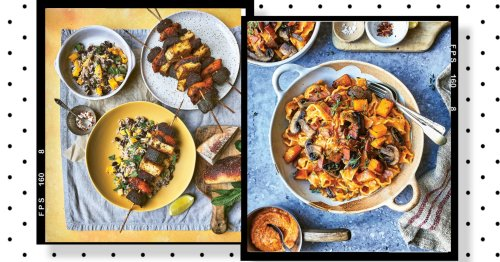 These hearty vegan recipes make the perfect easy autumn meal