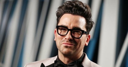 Schitt's Creek's Dan Levy is creating a new romantic comedy for Netflix